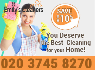 Offer Emily's Cleaners